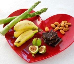 Comida cardiosaludable