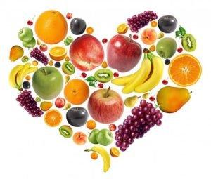 Dieta sana dieta Dieta cardiosaludable frutas compuesta de material en forma de corazon pas capas 35 41770 300x255