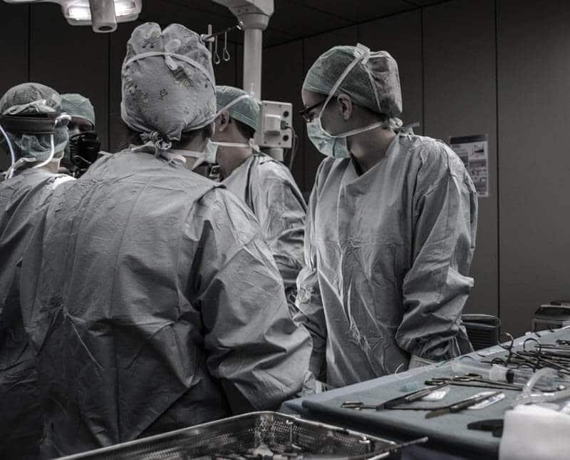 Atención médico-quirúrgica