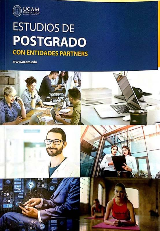 Instituto Europeo, una entidad partner de la UCAM WhatsApp Image 2019 03 06 at 09