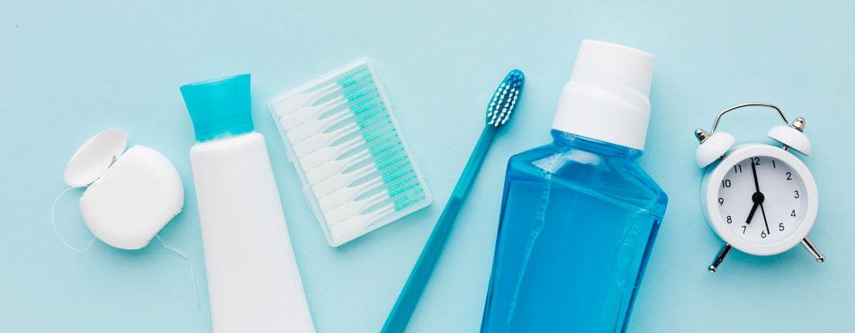 Higiene bucodental: hábitos y mitos