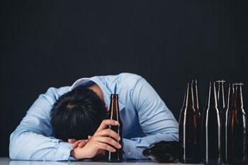Alcohol: riesgos y tipos de alcoholismo