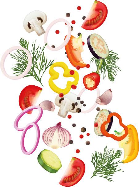 vegetales y colesterol