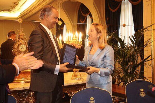 Premios a la Excelencia Sanitaria - Manuel de la Peña