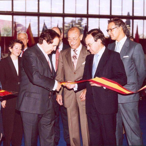 Inauguración 2011 - Instituto Europeo de Salud y Bienestar Social - Manuel de la Peña