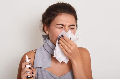 asma y alergia